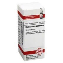 Produktbild Manganum aceticum D 12 Globuli