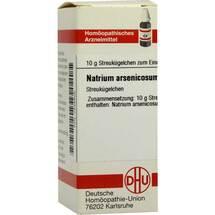 Produktbild Natrium arsenicosum C 200 Gl
