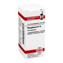 Produktbild Phosphorus D 15 Globuli
