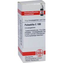 Produktbild Pulsatilla C 100 Globuli