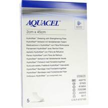 Aquacel Hydrosorption 2x45 cm Tamponaden