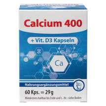 Produktbild Calcium 400 Kapseln