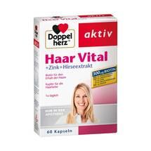 Doppelherz Haar Vital+Zink+Hirseextrakt Kapseln