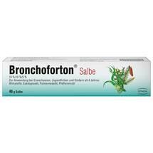 Produktbild Bronchoforton Salbe