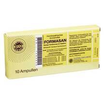 Produktbild Formasan Injektion Ampullen