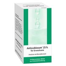 Produktbild Antiscabiosum 25% Emulsion