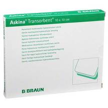 Produktbild Askina Transorbent 10x10cm S