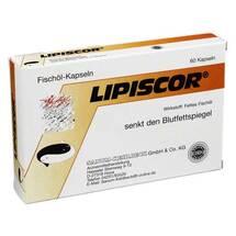 Produktbild Lipiscor Fischöl Kapseln