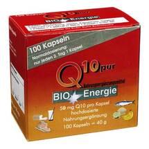 Produktbild Q10 Pur 50 mg Kapseln