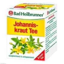 Produktbild Bad Heilbrunner Tee Johanniskraut Filterbeutel
