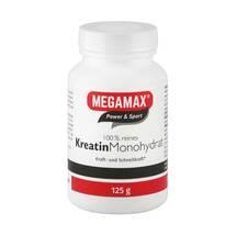 Produktbild Kreatin Monohydrat 100% Mega