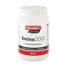 Produktbild Amino 2000 Megamax Tabletten