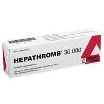 Produktbild Hepathromb Creme 30.000 I.E.