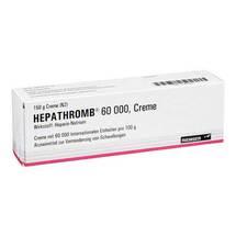 Produktbild Hepathromb Creme 60.000 I.E.