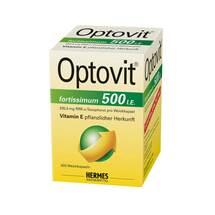 Produktbild Optovit fortissimum 500 Kaps