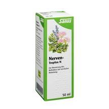 Produktbild Nerven-Tropfen N bio Salus