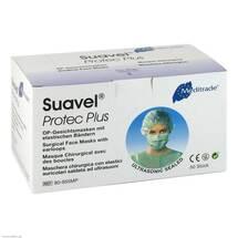 Produktbild Mundschutz grün mit Gummiband