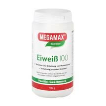 Produktbild Eiweiss 100 Vanille Megamax