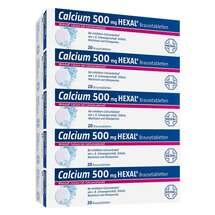 Produktbild Calcium 500 Hexal Brausetabletten