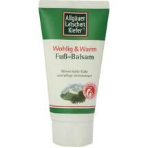 Produktbild Allgäuer Latschenkiefer Fuß Balsam wohlig & warm