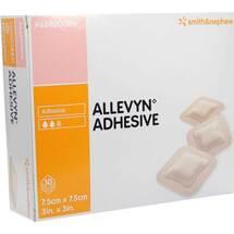 Produktbild Allevyn Adhesive 7,5x7,5 cm Hydrozell.Verband
