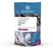Produktbild Dermasel Exklusiv Totes Meer Badesalz Perlen Bad