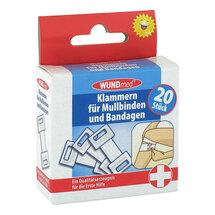 Produktbild Klammern für Mulbinden + Bandagen