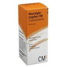 Produktbild Neuralgie Tropfen CM Cosmoch