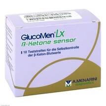 Glucomen LX Plus Ketone Sensor Teststreifen
