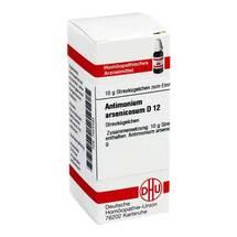 Antimonium arsenicosum D 12