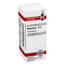 Produktbild Apocynum D 4 Globuli