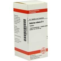 Produktbild Asterias Rubens D 4 Tabletten