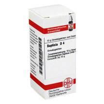 Produktbild Baptisia D 4 Globuli