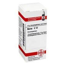 Produktbild Borax C 12 Globuli