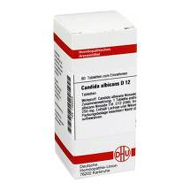 Candida albicans D 12 Tabletten