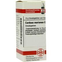 Produktbild Carduus marianus C 200 Globuli