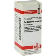 Produktbild Carduus marianus C 6 Globuli