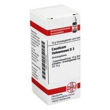 Produktbild causticum Hahnemanni D 3 Globuli