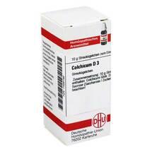 Produktbild Colchicum D 3 Globuli