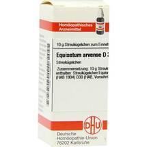 Produktbild Equisetum arvense D 30 Globuli