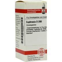 Produktbild Euphrasia D 200 Globuli