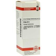 Filix D 4 Dilution