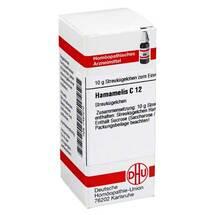 Produktbild Hamamelis C 12 Globuli