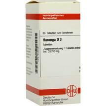 Produktbild Haronga D 3 Tabletten