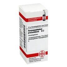 Produktbild Harpagophytum procumbens D 2 Globuli