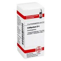 Produktbild Ichthyolum D 4 Globuli