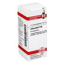 Produktbild Jaborandi C 30 Globuli
