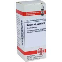 Produktbild Kalium nitricum D 12 Globuli