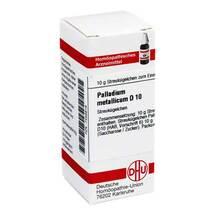 Produktbild Palladium metallicum D 10 Gl