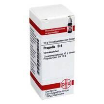 Produktbild Propolis D 4 Globuli